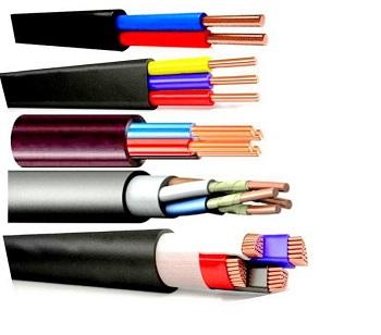 Какие бывают силовые кабель и в чем их различие