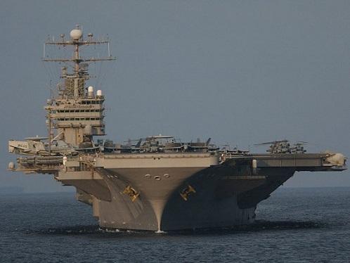 Власти Ирана: в случае ошибки кораблей США они будут отправлены на дно