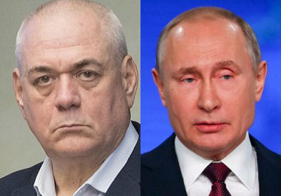 В Германии в смерти журналиста Доренко обвинили Владимира Путина