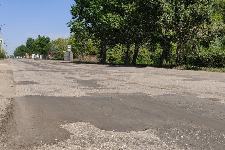 Балаковцы возмущены качеством ремонта на Набережной Леонова