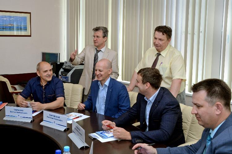 Балаковские и смоленские атомщики обменялись опытом по организации производственного контроля безопасности
