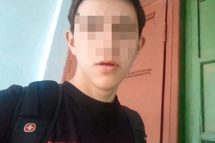 """Жуть при сдаче ЕГЭ. Семиклассник перед преступлением: """"Я в школе. Мне жутко страшно""""."""