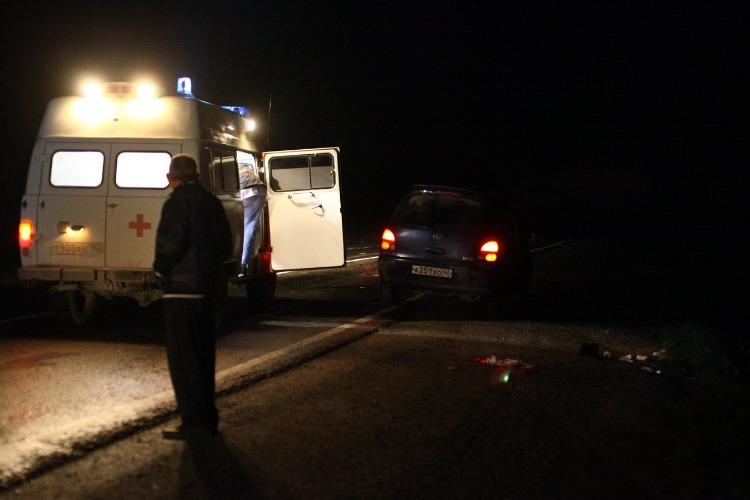 В массовом ДТП на трассе погиб водитель ВАЗа