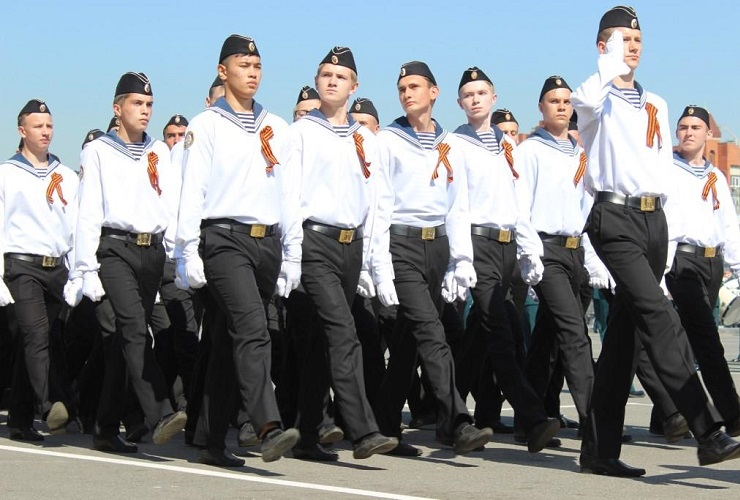 В Саратове уже прошел Парад Победы