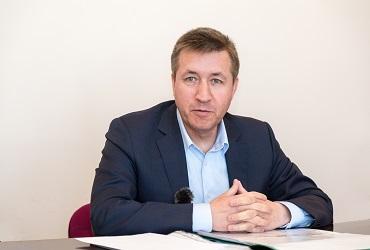 Александр Соловьев поздравляет земляков с Днем Победы