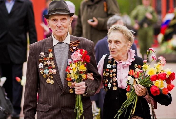 Каким запомнится нам День Победы в Балаково. Наш фоторепортаж