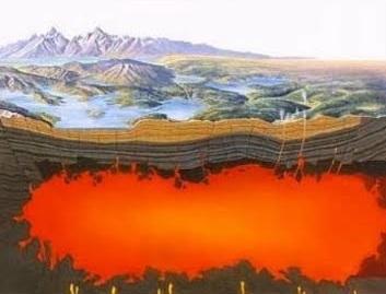 Польский геолог: взрыв Йеллоустоуна неизбежен и приведет к гибели 5 млрд человек