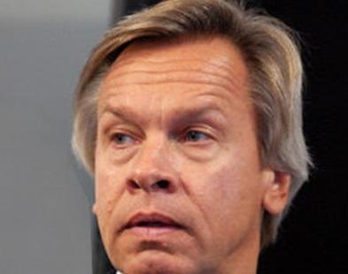 Сенатор Пушков перевел фамилии политиков на украинский язык по новым правилам: «Трампий и Помпий»