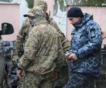 Украина в Морском трибунале внезапно отвергла статус военнопленных своих моряков