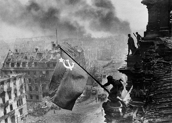 В США профессор напомнил американцам, кто внес решающий вклад в победу во Второй мировой