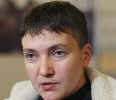 Савченко: из-за курса на вступление в НАТО Украина потеряет Донбасс