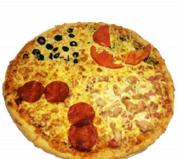 Вкуснейшая пицца в Адлере