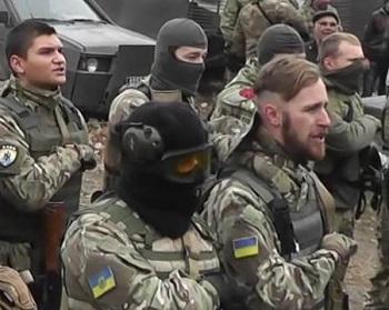 ДНР: боевики «Азова» пошли в атаку, но бежали с позором, подрываясь на минах
