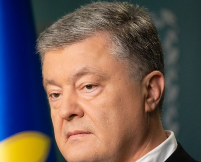 Порошенко: в Севастополе украинский трезубец видели за 1000 лет до появления триколора России