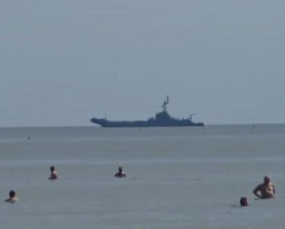 Учения НАТО в Балтике: польские моряки посадили на мель военный корабль, повредив его