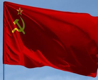 В Шведской коммуне над зданием администрации водрузили флаг СССР