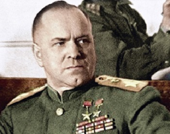 Удар по декоммунизаторам Украины: в Харькове проспекту вернули название в честь маршала Жукова