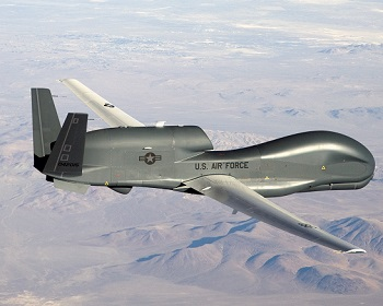 Власти Ирана сообщили о сбитом беспилотнике-разведчике США