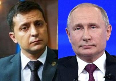 Путин о Зеленском: это не комедия, это — трагедия