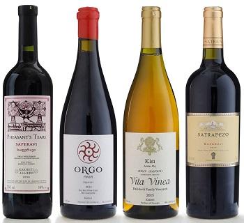 В Роспотребнадзоре объявили об усилении контроля качества алкоголя из Грузии