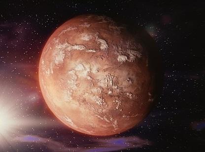 В NASA подтвердили, что на Марсе обнаружен метан