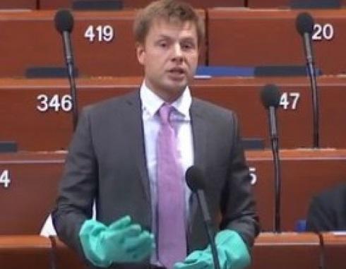 В Москве поблагодарили делегатов от Украины в ПАСЕ за «помощь» в возвращении России