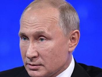 Путин ответил на обращение Элтона Джона об отношении в России к представителям ЛГБТ