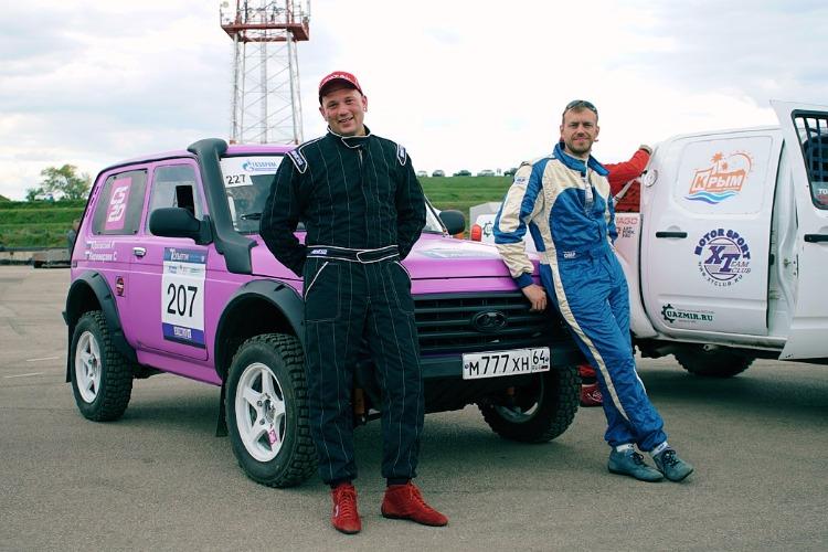 Ралли-команда из Балакова отличилась на Кубке России