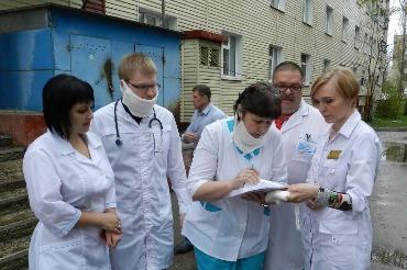 Ложная тревога в районной поликлинике Балакова: нечасто, но бывает