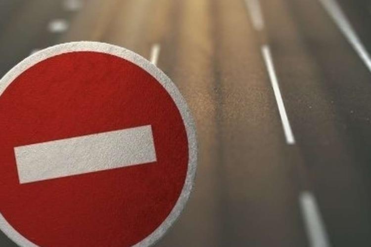 Из-за дефекта трубопровода на шлюзовом мосту ограничат движение