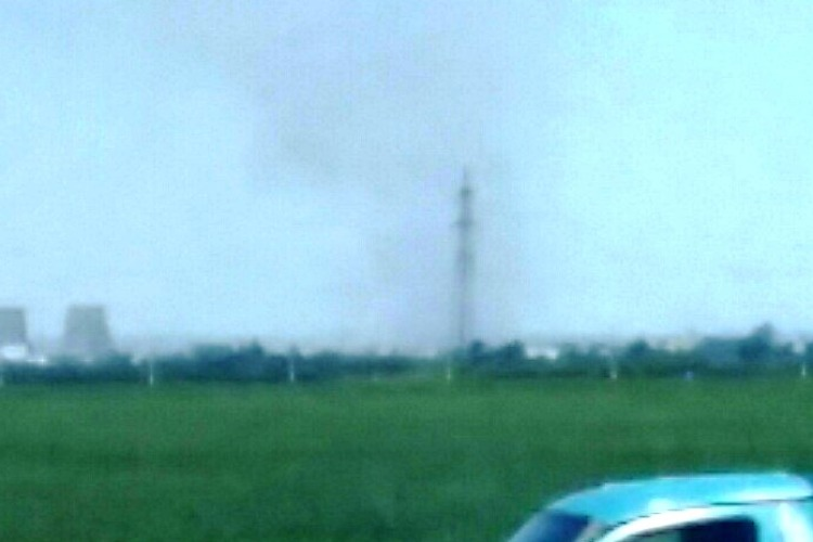 Удушливый смог продолжает валить со стороны БРТ