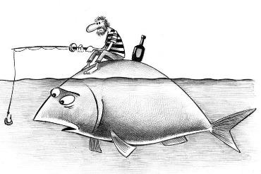 Обидит ли рыбак малька?