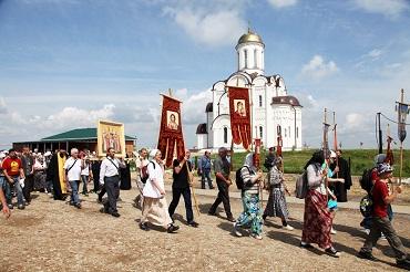 Крестоходцы готовятся к пешему пути длиною в месяц на Вавилов дол