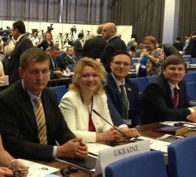 Несколько делегатов от Украины в ПАСЕ извинились перед российскими коллегами