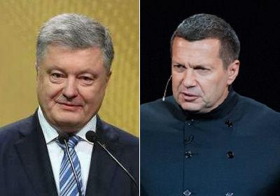Соловьев заволновался за Порошенко: «Петя вошел в штопор»