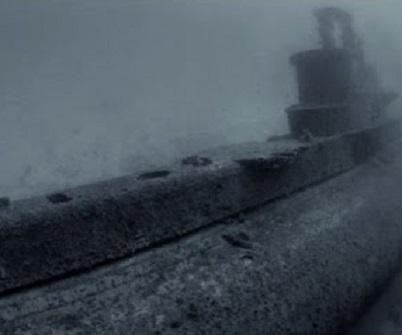 Две субмарины, затонувшие в 1941 году у побережья Малайзии, исчезли с морского дна