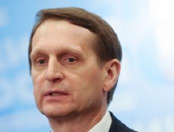 Нарышкин: власти США собираются вести борьбу с движением «Бессмертный полк»