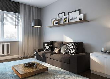 Особенности ремонта в двухкомнатной квартире