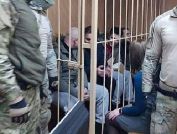 ФСБ России просит суд продлить арест украинских моряков на 3 месяца