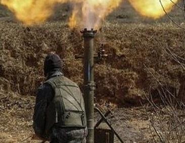 Опробовали новое вооружение: на Донбассе солдаты ВСУ уничтожили свои позиции