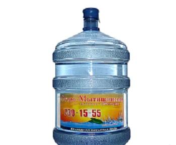 Доставка питьевой воды по Москве и области