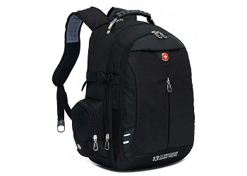 Преимущества городских рюкзаков Swissgear