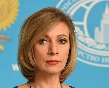 Захарова прокомментировала планы Украины по созданию всемирного русскоязычного телеканала