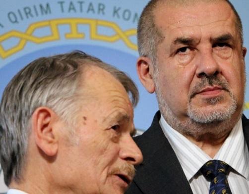 Джемилев и Чубаров призывают Киев решить вопрос введения в Крым миссий ОБСЕ и ООН