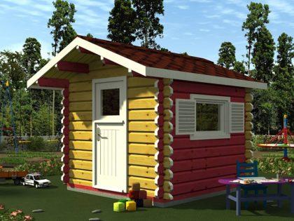 Дополнительные постройки на даче: детские домики и беседки