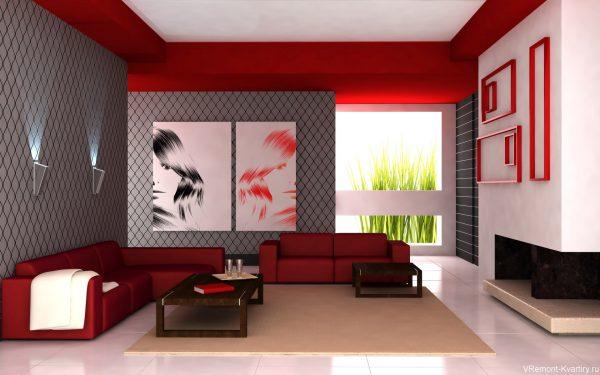 Качественные обои – украшение комнат на любой вкус