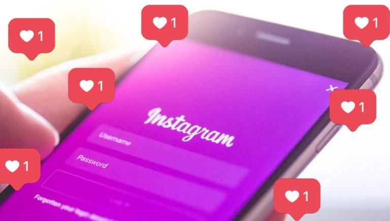 Free 50 likes instagram