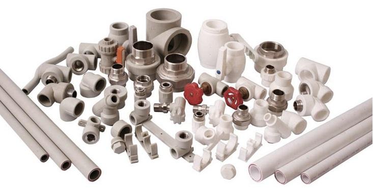 Большой выбор качественных полипропиленовых труб и фитингов от надежных производителей
